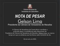 MENSAGEM DA CÂMARA MUNICIPAL DE CEARÁ-MIRIM
